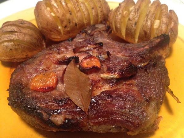 Най-вкусните свински вратни пържоли