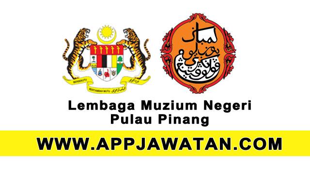 logo Lembaga Muzium Negeri Pulau Pinang