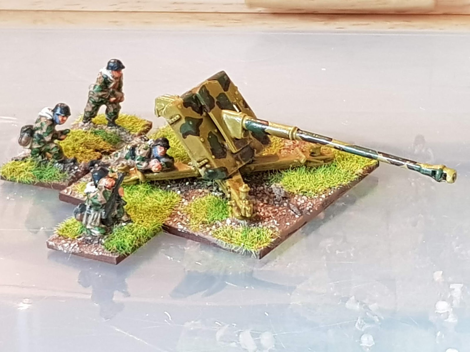 sediment's wargame blog: 20mm WW2 German support weapons