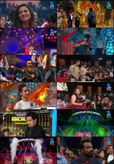 Gold Awards 31st July 2016 Download HDTV 480p 400MB