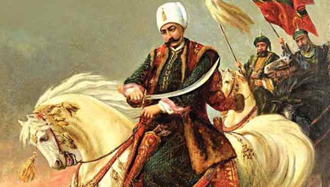 ilim sofrası: Yavuz Sultan Selim'in Kudüs Ziyareti