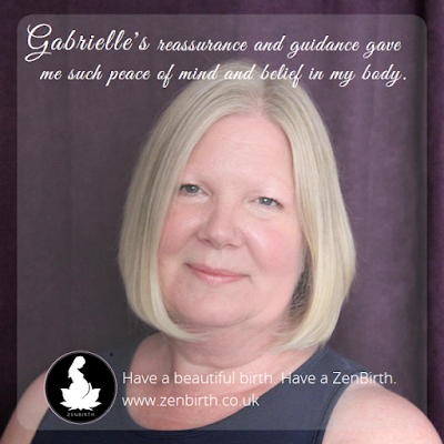 Gabrielle Nicholls is an experienced hypnotherapist, hypnobirthing instructor and former midwife.