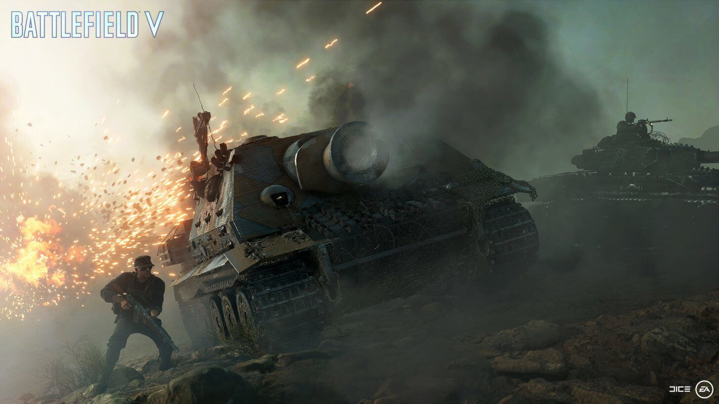 Official Battlefield V PC System Requirements