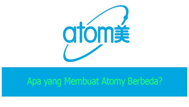 Apa yang Membuat Atomy Berbeda?
