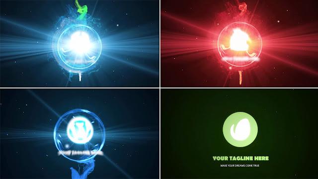 أحصل على قالب إنترو إحترافي Energy Sphere Logo Reveal جاهز للتحميل مجانا برنامج | أفتر إفكت