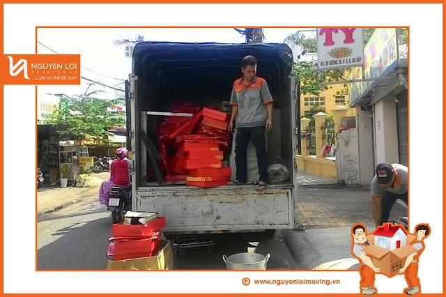 Dịch vụ xe tải cho thuê