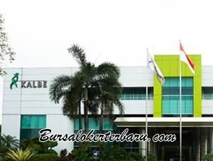 Lowongan Kerja Jakarta : PT Kalbe Farma Tbk - Operator Produksi/Admin