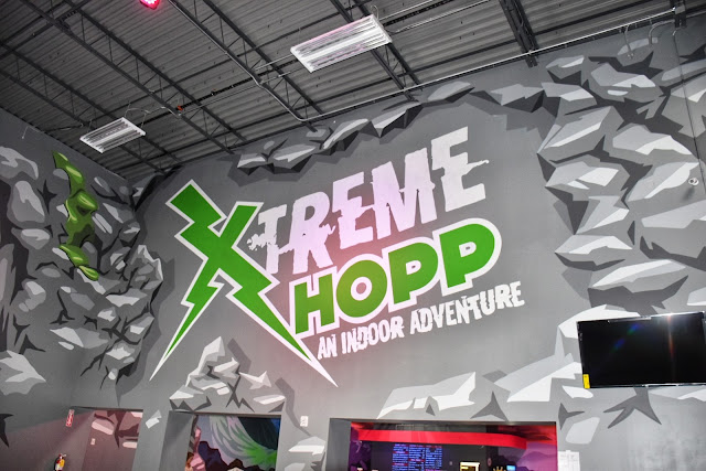Joining In on the Action with my Girls at XtremeHopp Johns Creek  via  www.productreviewmom.com
