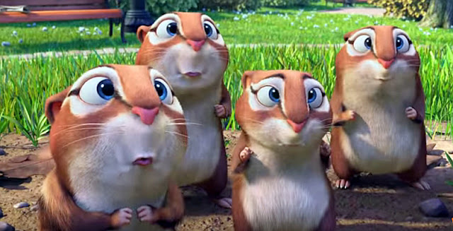 Sinopsis Film The Nut Job 2: Nutty by Nature (2017)