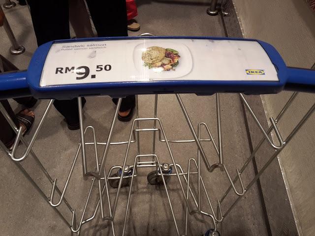 Demi Meatball IKEA, IKEA Damansara,