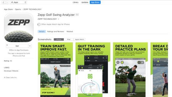 5 Best Golf Swing Apps in 2018 To Improve Your Game - Apple iPhone Blog