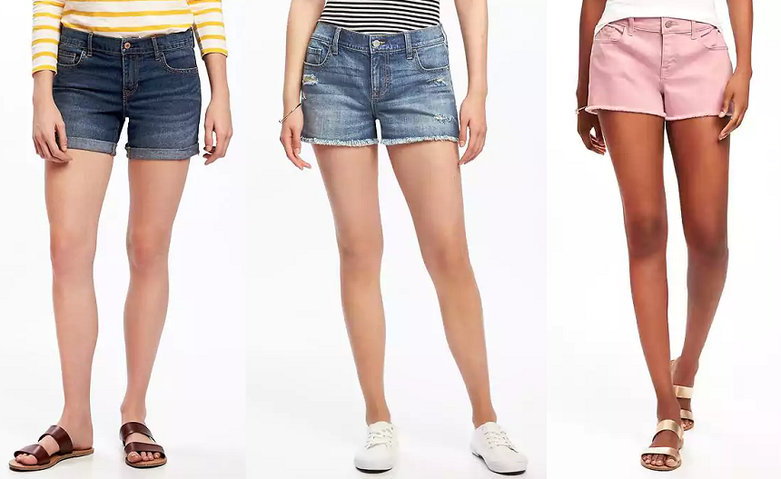Old Navy: Shorts Starting at only $14!