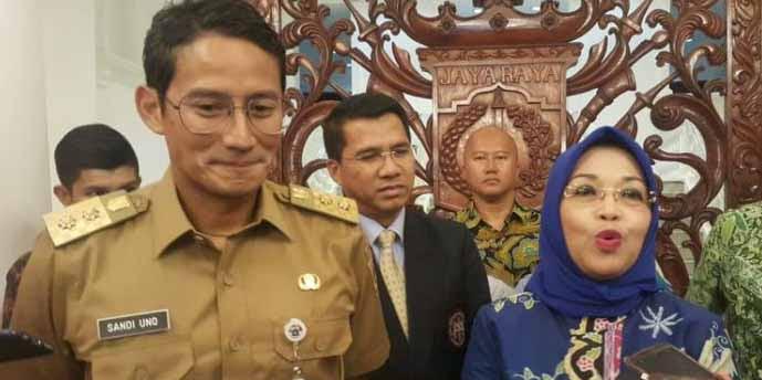 Salahi Aturan, Sandiaga Uno Audit Temuan BPK Soal Dana CSR dan KLB DKI Jakarta Era Ahok