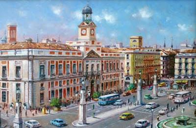 Pinturas Modernas De Venecia