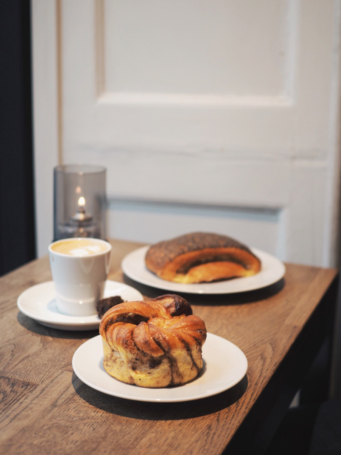 Emmerys, café et pâtisserie bio à Copenhague