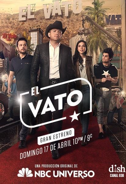 El Vato (2016-) ταινιες online seires oipeirates greek subs