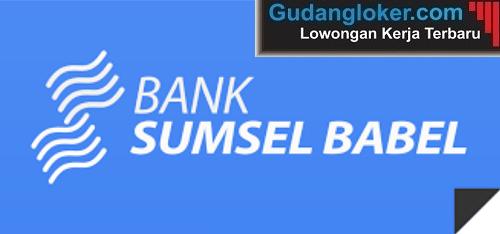 Lowongan Kerja PT Bank Pembangun Daerah Sumsel Babel - Frontliner