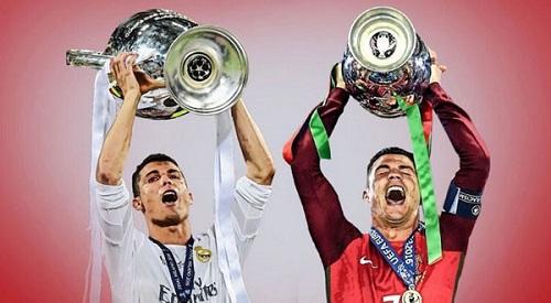 Năm 2016 là năm hay nhất trong sự nghiệp của Ronaldo