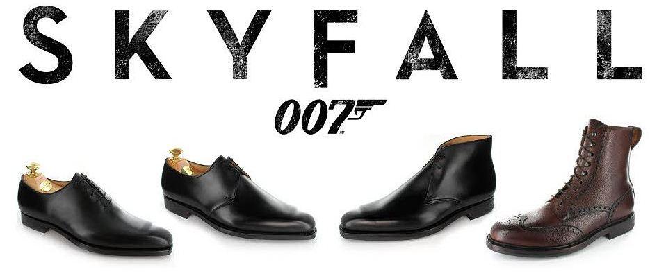 Manila Shopper The Shoes James Bond Wore In Sky Fall