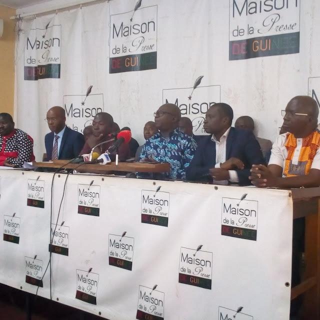 Guinée : Crise à la cour constitutionnelle, le barreau de Guinée invite les membres à être exemplaire et légalistes