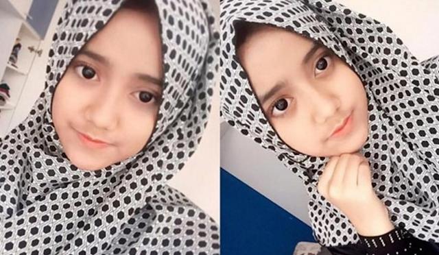 Ternyata Ini Rahasia Kecantikan Putri Ustadz Yusuf Mansyur.. Sangatlah Sederhana!