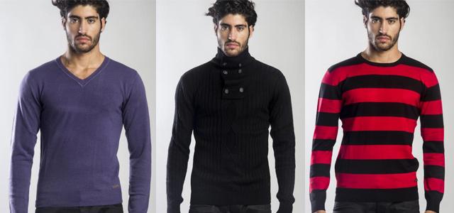 Saez Ona Bonita para Moda Sweaters hombre de x0YqT0