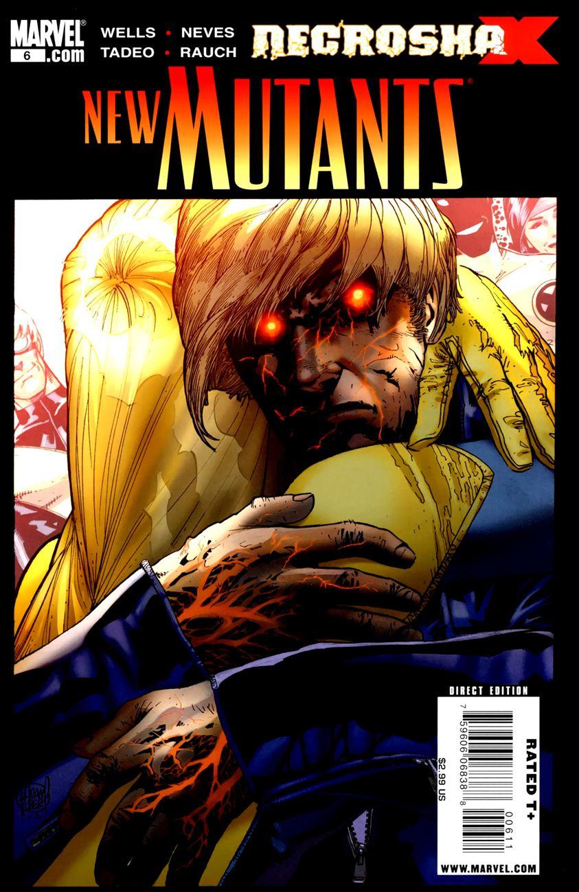X-Men Necrosha chap 2 trang 1