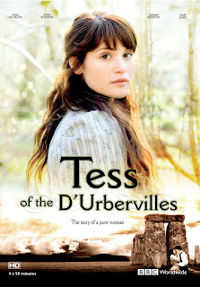 Miniseries adaptation of the classic novel Tess of the D'Urbervilles by Thomas Hardy
