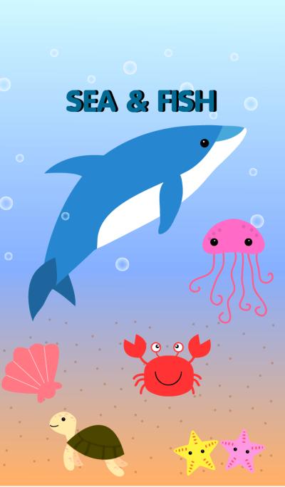 Sea & Fish Vr.2