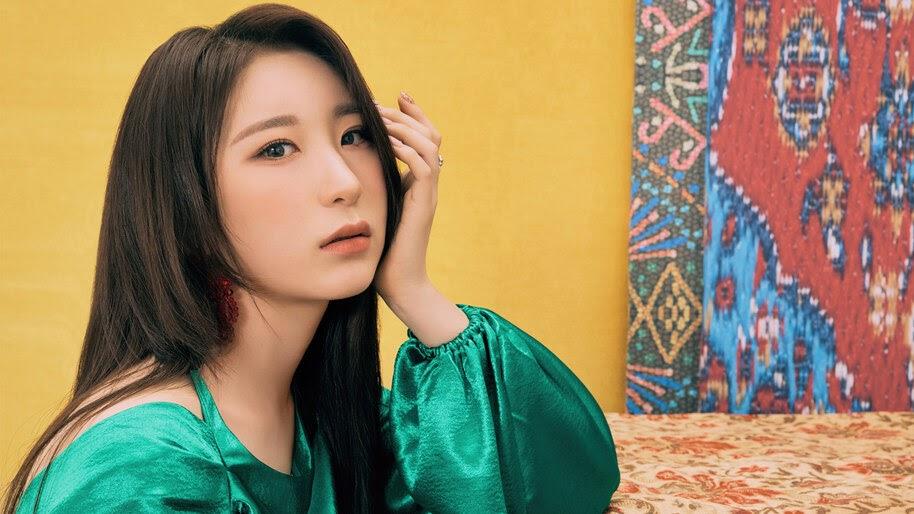 Chaeyeon, IZ*ONE, Bloom*Iz, 4K, #6.644