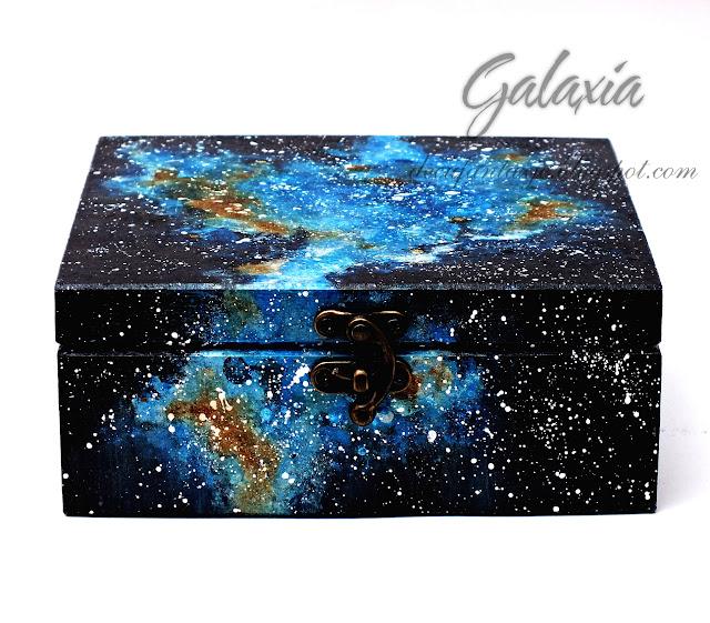 Kosmiczna szkatułka