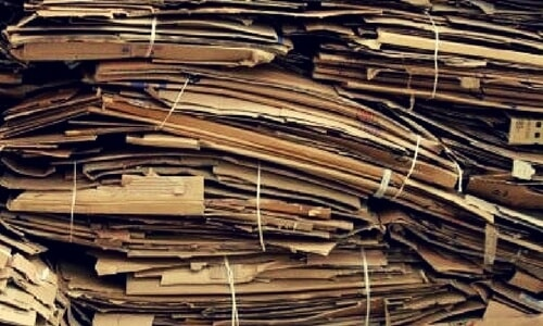 reciclado de embalaje de carton