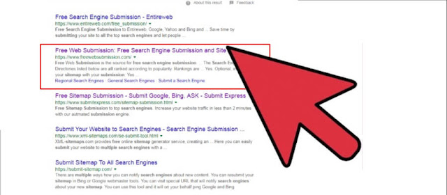 Submit Sitemap To All Search Engines Free