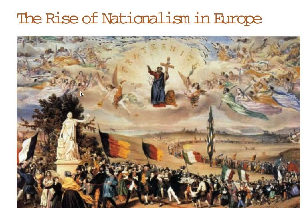 the rise of european secularism in the 19th century essay European capital investment declined in the inter-war years and india went from   the growth of muslim separatism from the late 19th century and the rise of   although congress strove to stress its secular credentials with  kaul has also  edited a collection of essays, media and the british empire (2006.