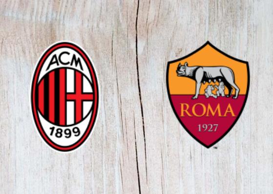 AC Milan vs Roma Full Match Highlights - 31 August 2018