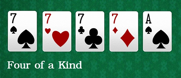 Four of a kind | info agen judi online