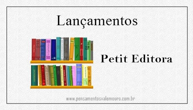 Lançamentos: Petit Editora