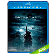 Resident Evil: Vendetta (2017) BRRip 720p Audio Dual Latino-Ingles