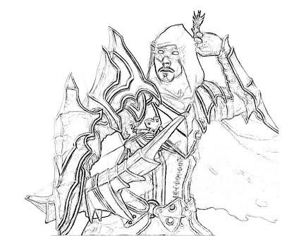 Diablo 3 Demon Hunter Terror | Yumiko Fujiwara