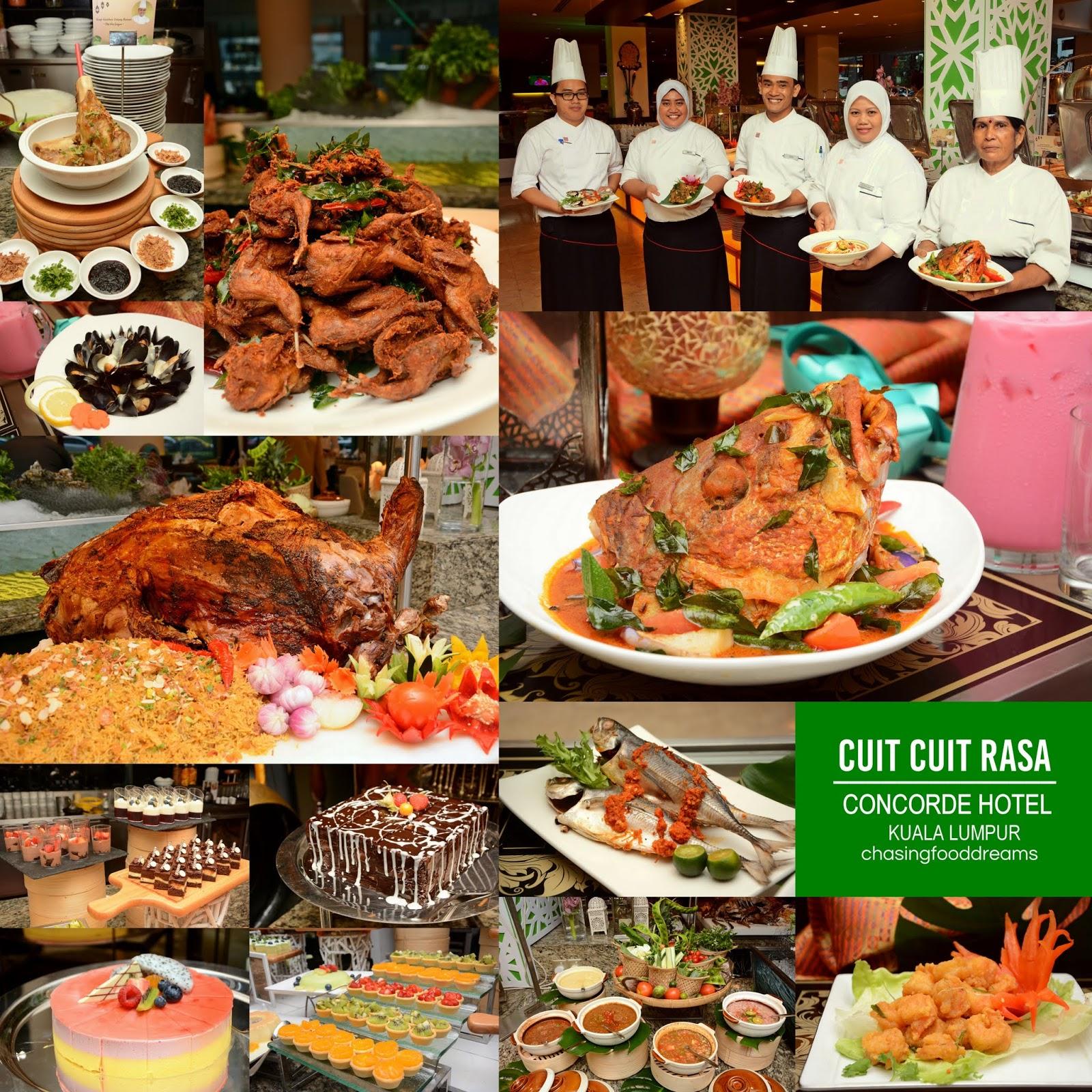 Chasing Food Dreams Buka Puasa Buffet Melting Pot Cafe Concorde