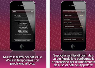 APP IPHONE PER CONTROLLARE IL TRAFFICO INTERNET