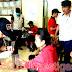 Puluhan Anak Punk Hapus Tatto Gratis di Polsek Pondok Aren