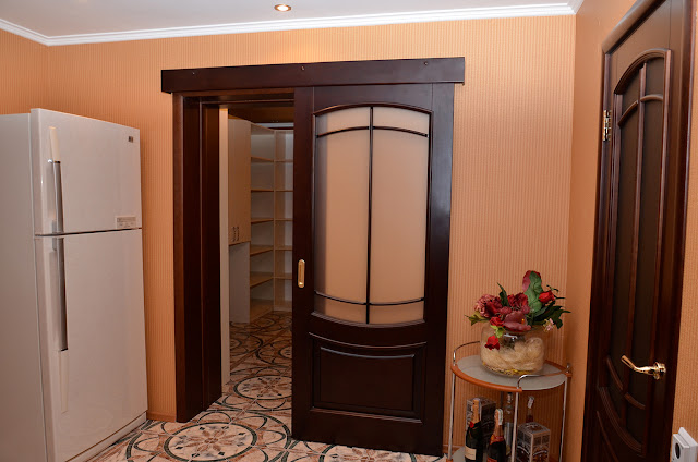 cửa gỗ trượt