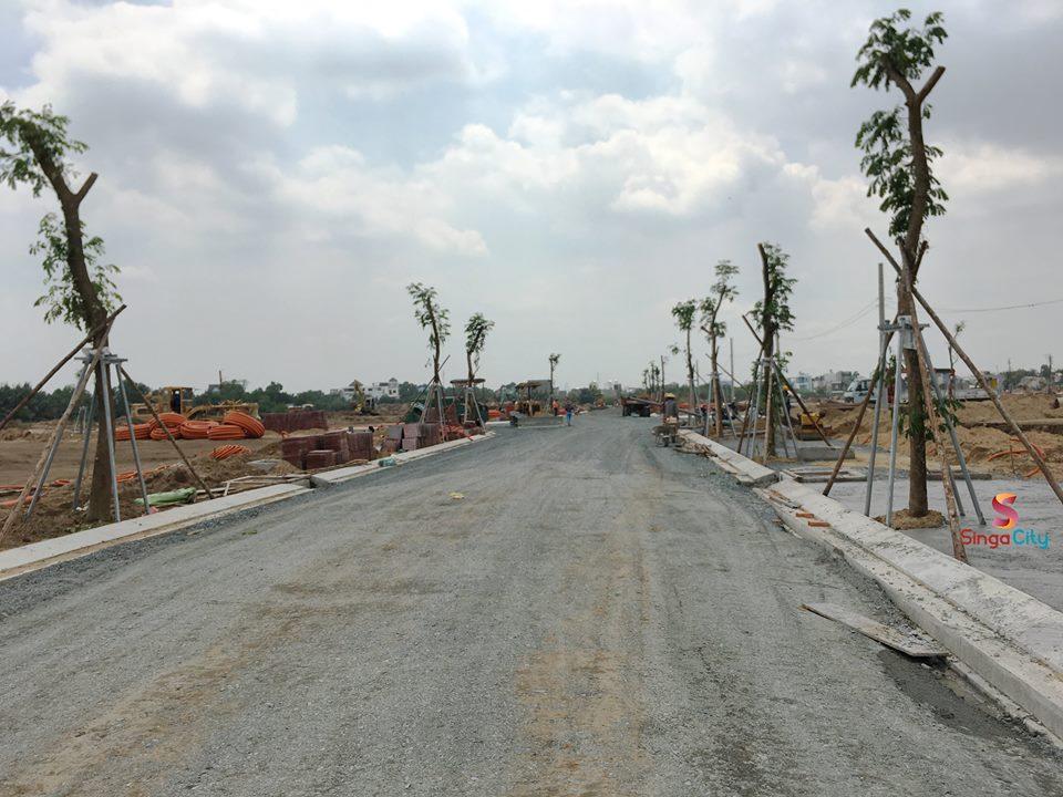 dự án Singa City 6