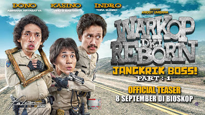 Download Film Warkop DKI Reborn Jangkrik Boss 2016 Full Movie