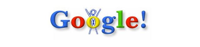 日替わりで変わるGoogle検索のロゴ「Doodle(ドゥードル)」とは? 最初のホリデーロゴ