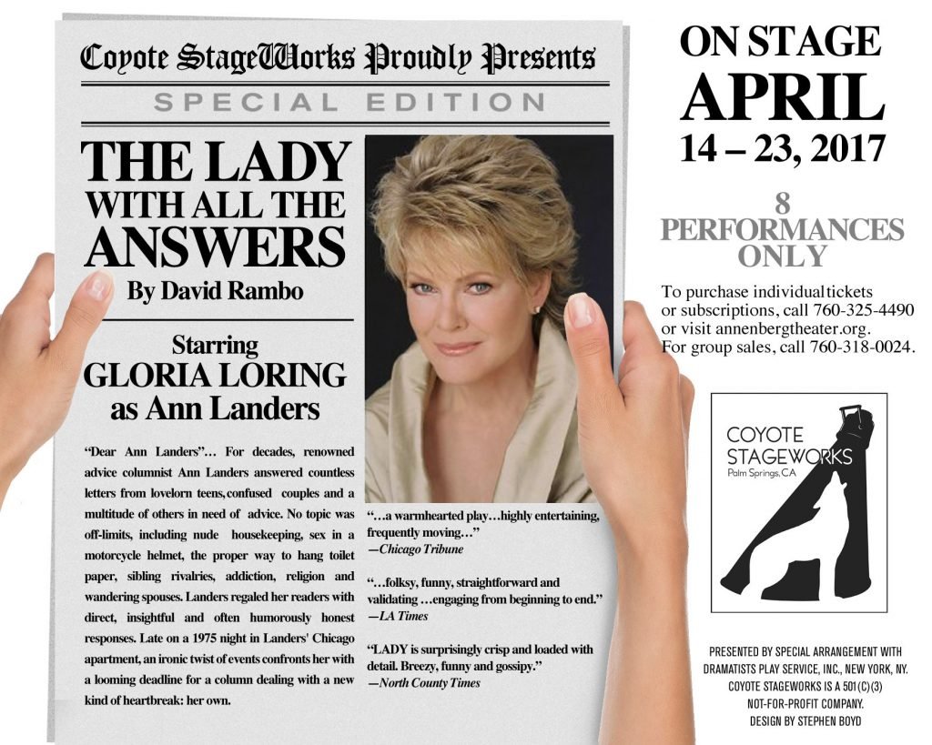 an analysis of ann landers on the tips for life newspaper column Life advice / dear abby / aug 15, 2018 dear abby: i'm 22, and my boyfriend  wants sex, but i absolutely do not i don't feel sexual desire -- not at all.