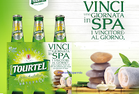 Logo Vinci 55 buoni benessere con Tourtel