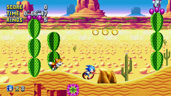 Sonic Mania APK Android Download - haxsoft club