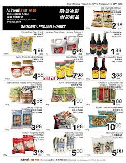 Al Premium Food Mart Flyer February 16 - 22, 2018